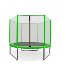 Aga SPORT PRO Trampolína 180 cm Light Green + ochranná síť Preview