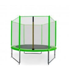 Aga SPORT PRO Trampolína 250 cm Light Green + ochranná síť Preview