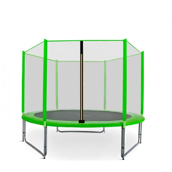 Aga SPORT PRO Trampolína 305 cm Light Green + ochranná sieť 2018