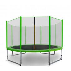 Aga SPORT PRO Trampolína 366 cm Light Green + ochranná síť Preview