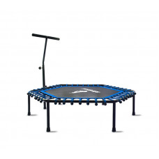 Aga FITNESS Trampolína 130 cm Blue + madlo Preview
