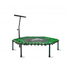Aga FITNESS Trampolína 130 cm Green + madlo Preview