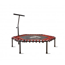 Aga FITNESS Trampolína 130 cm Red+ madlo Preview