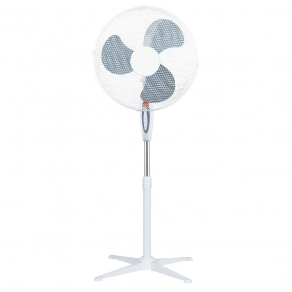 Stojanový ventilátor LEX SV3000W - bílý