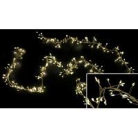 Linder Exclusiv Vánoční řetěz 400 micro LED LK070W-8 - Teplá bílá