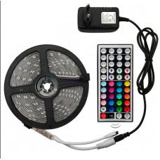 Aga LED pásek RGB 5 m + ovladač + zdroj Preview
