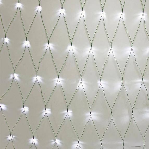 Linder Exclusiv Vánoční světelný déšť 240 LED LK016IG Studená bílá