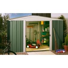 Zahradní domek Arrow DRESDEN 108 zelený Preview