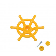 AXI Kormidlo STEERING WHEEL Yellow Preview