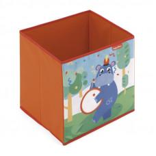 Úložný box na hračky Fisher Price - Hrošík Preview