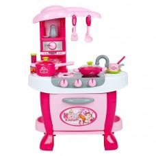 Velká dětská kuchyňka s dotykovým senzorem Bayo + příslušenství Preview