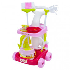 Dětský úklidový vozík Bayo Preview