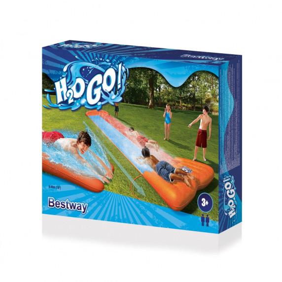 Bestway H2O GO Speed ??Ramp Vodní skluzavka