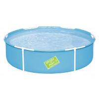 BESTWAY dětský bazén s kovovou konstrukcí Splash & Play 152 x 38 cm 56283