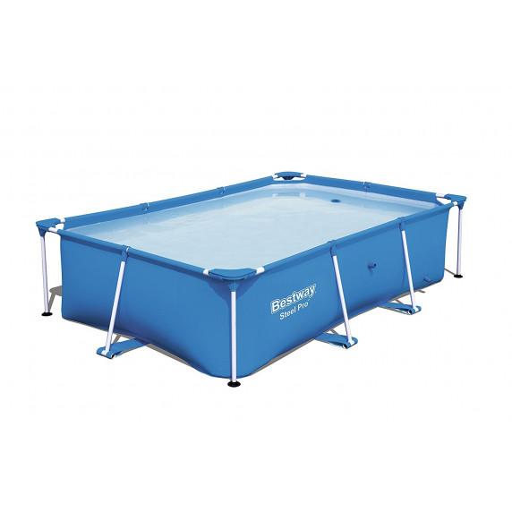 Bazén 259x170x61 cm BESTWAY 56403 Steel Pro