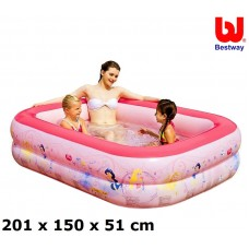 BESTWAY 91056 Princess 201x150x50 cm Preview