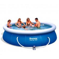 BESTWAY 57124 samostavěcí bazén 457 x 91 cm s filtrací Preview