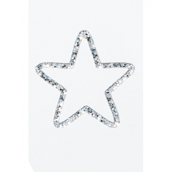 Dětská komoda Drewex hvězdičky šedá