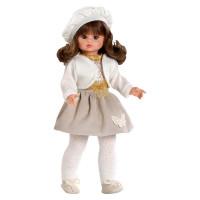 Berbesa luxusní dětská panenka-holčička Roberta 42 cm