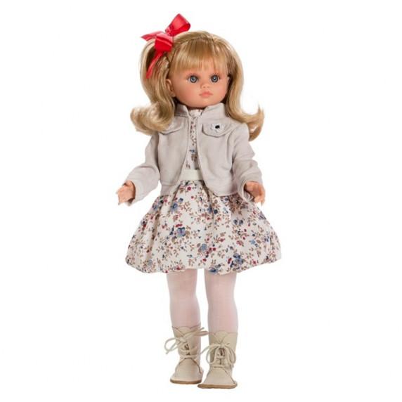 Berbesa luxusní dětská panenka-holčička Laura 40 cm