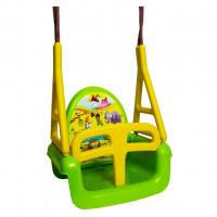 Tega Safari dětská houpačka 3v1 - zelená