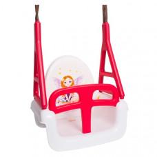Tega Princess dětská houpačka 3v1- bílá Preview