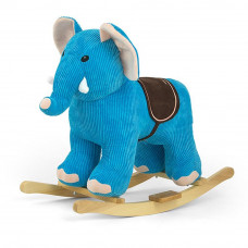 Milly Mally Houpací hračka s melodií Sloník - modrá Preview
