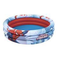 Dětský nafukovací bazén Marvel Spider-Man 122x30 cm BESTWAY 98018