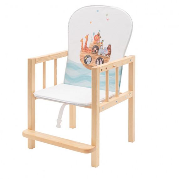 Borovicová stolička Drewex Antonín Arka- přírodní