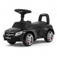Dětské odrážedlo Mercedes Benz AMG C63 Coupe Milly Mally - černé