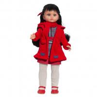 Luxusní dětská panenka-holčička Berbesa Sára 40cm
