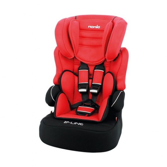 Autosedačka Nania Beline Sp Luxe - červená