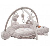 Playtime luxusní hrací deka z Minky s melodií - medvídek