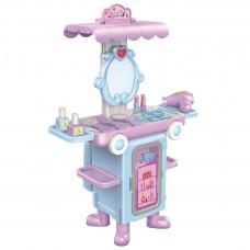 Dětský rozkládací kosmetický stoleček autobus Bayo + příslušenství Preview