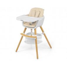 Jídelní židle Milly Mally 2v1 Espoo béžová Preview