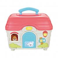 Interaktivní hračka domeček pro zvířátka BAYO