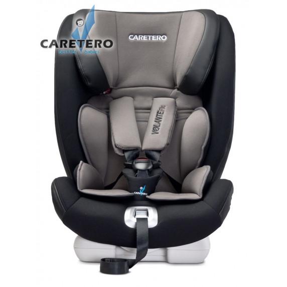 Autosedačka CARETERO Volante Fix graphite
