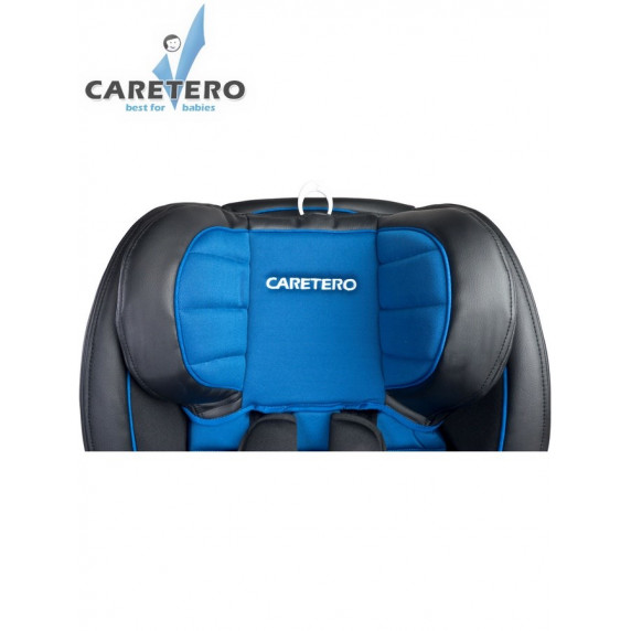 Autosedačka CARETERO Defender Plus Isofix béžová