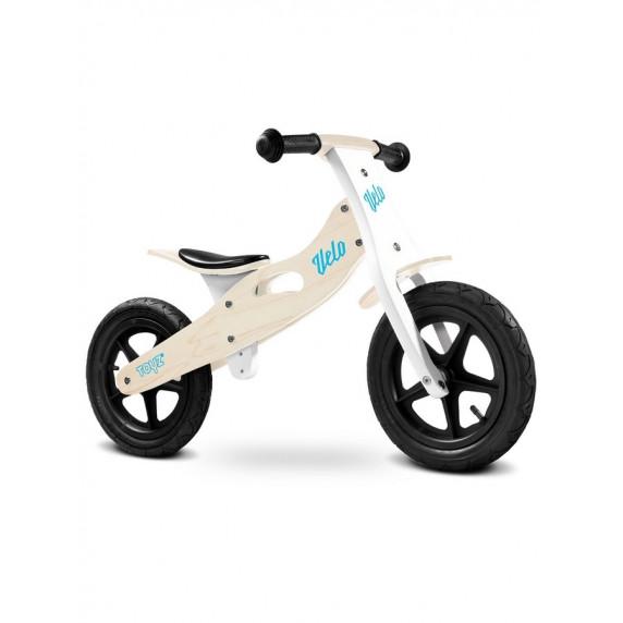 Dětské dřevěné cykloodrážedlo Toyz Velo 12 '- natural