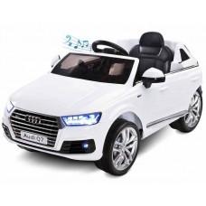 Elektrické autíčko Toyz AUDI Q7-2 motory - bílý Preview
