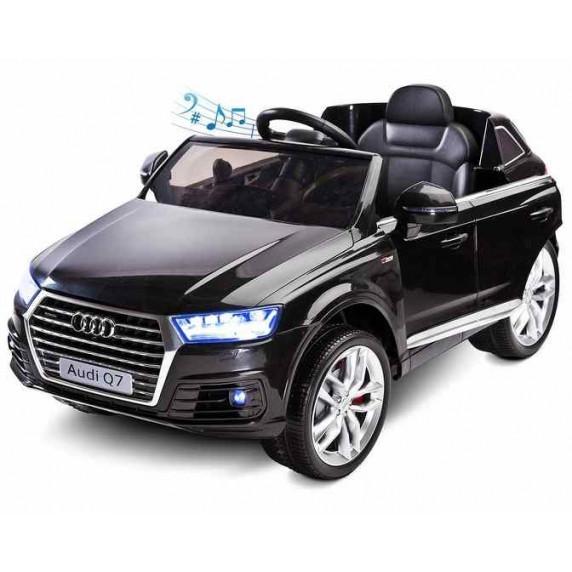 Elektrické autíčko Toyz AUDI Q7-2 motory - černé