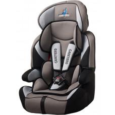 Autosedačka CARETERO Falcon New grey 2016 Preview