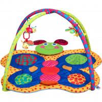 Hrací deka Playtime motýlek
