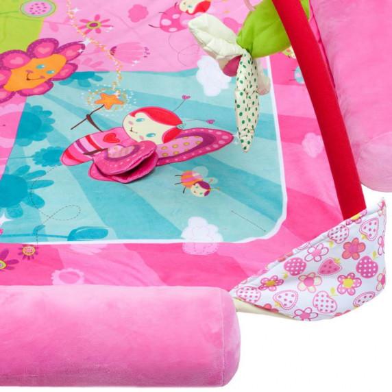 Luxusní hrací deka s melodií Playtime zvířátka