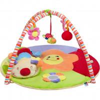 Hrací deka Playtime stonožka s hračkou