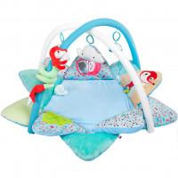 Luxusní hrací deka s melodií Playtime Fox