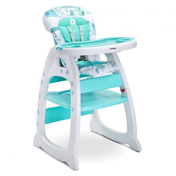 Jídelní židle CARETERO Home grey