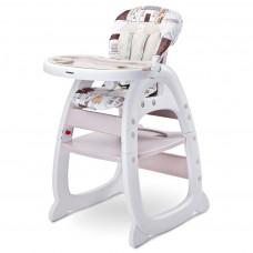 Jídelní židle CARETERO Home beige Preview