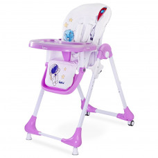Jídelní židlička CARETERO Luna - levandule Preview