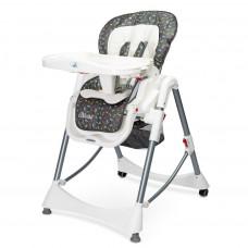 Jídelní židle CARETERO Bistro grafitová Preview